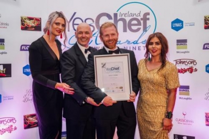 YesChef Awards: Winner Café of the Year 2019 - Ulster