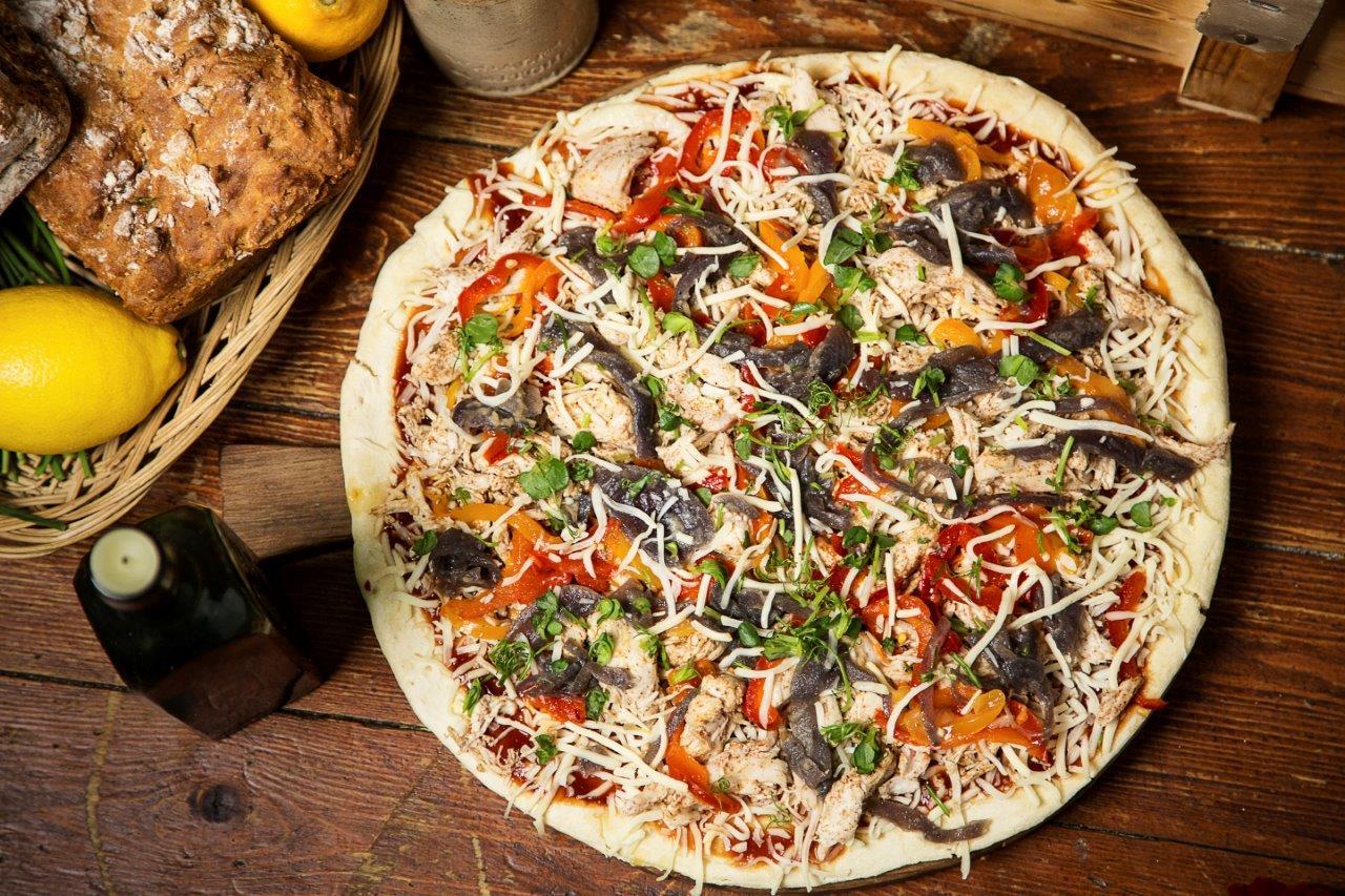 """Posh Pizza"""