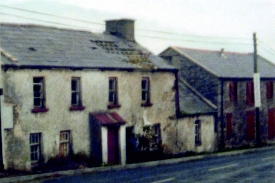 Old image of Nancy's Barn